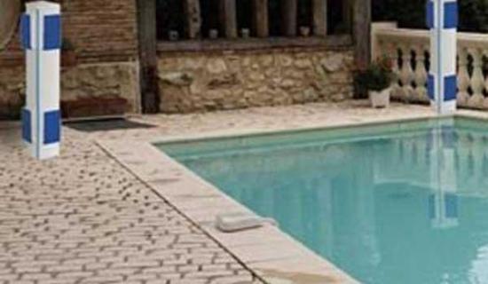 Alarme detection piscine