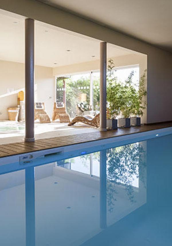 piscine interieure La Rochelle
